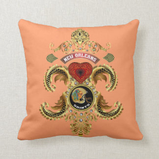 Football Saints Add your image Read About Design Cushion