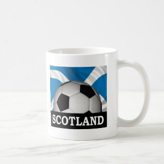 Football Scotland Basic White Mug