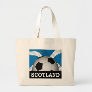 Football Scotland Large Tote Bag