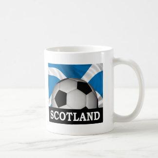 Football Scotland Classic White Coffee Mug