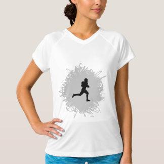 Football Scribble Style Shirt