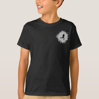 Football Scribble Style T-Shirt
