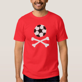 Football scull tshirts