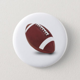 football season 6 cm round badge