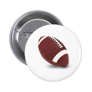 football season 6 cm round badge
