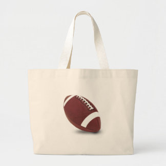 football season jumbo tote bag