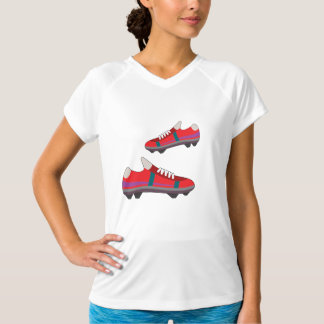Football Shoes Womens Active Tee