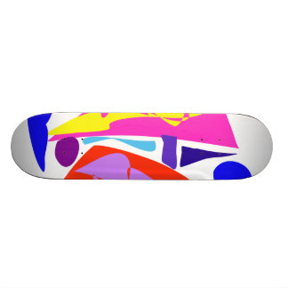 Football Skate Deck