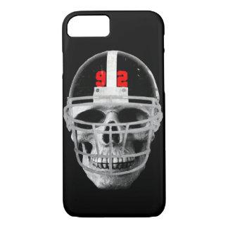Football skull iPhone 7 case
