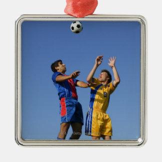 Football (Soccer) 2 Christmas Ornament