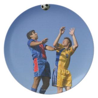 Football (Soccer) 2 Plate