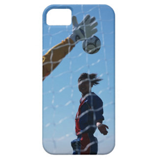 Football (Soccer) 3 Barely There iPhone 5 Case