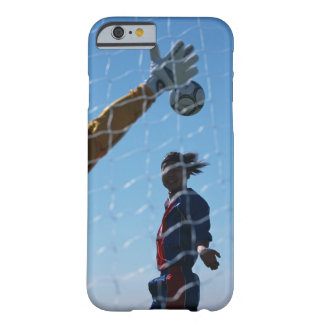Football (Soccer) 3 Barely There iPhone 6 Case