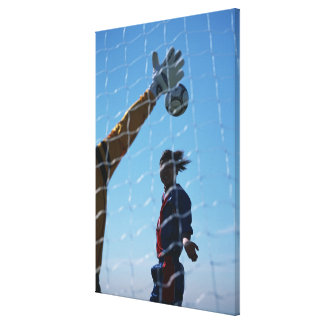 Football (Soccer) 3 Canvas Print