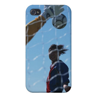Football (Soccer) 3 iPhone 4 Covers