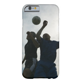 Football (Soccer) 4 Barely There iPhone 6 Case