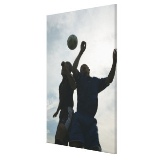 Football (Soccer) 4 Canvas Print