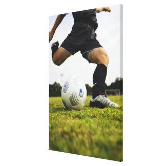 Football (Soccer) 5 Canvas Print