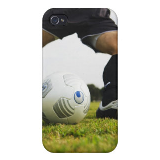 Football (Soccer) 5 iPhone 4 Case