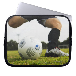 Football (Soccer) 5 Laptop Sleeve