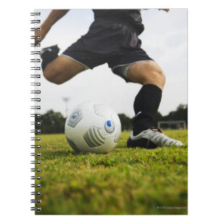 Football (Soccer) 5 Notebook