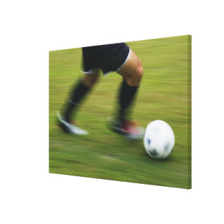 Football (Soccer) 6 Canvas Print