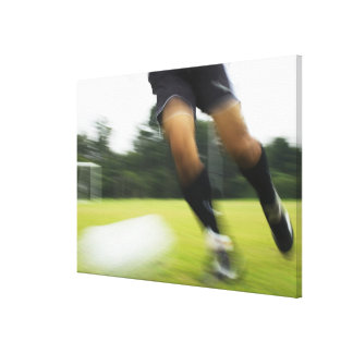 Football (Soccer) 7 Canvas Print