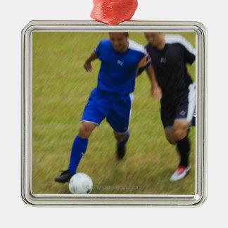 Football (Soccer) 8 Christmas Ornament