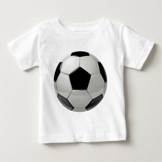 Football Soccer Ball Baby T-Shirt