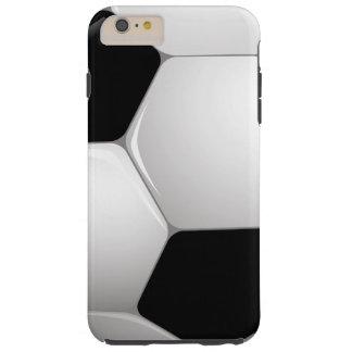 Football Soccer Ball Tough iPhone 6 Plus Case