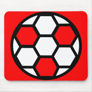 FootBall - Soccer Ball Mouse Mat