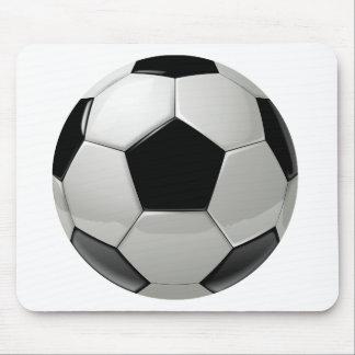 Football Soccer Ball Mouse Pad
