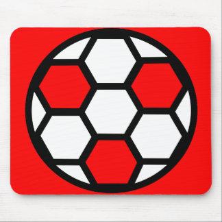 FootBall - Soccer Ball Mouse Pad