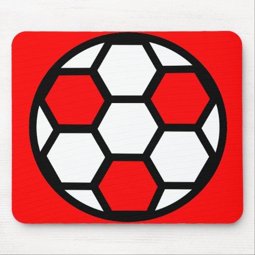 FootBall - Soccer Ball Mousepad
