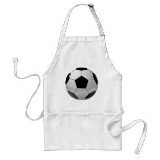 Football Soccer Ball Standard Apron