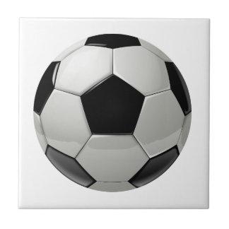 Football Soccer Ball Tile