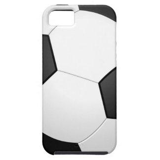 Football - Soccer Ball Tough iPhone 5 Case