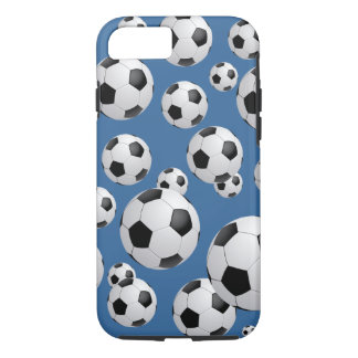 Football Soccer Balls iPhone 7 Case