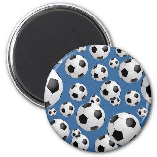 Football Soccer Balls Magnet