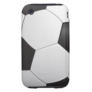 Football Soccer iPhone 3 Tough Cover