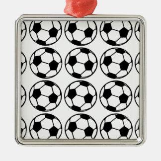 Football - Soccer Design Christmas Ornament