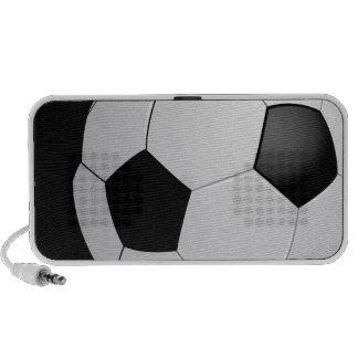 Football Soccer Doodle Speaker System