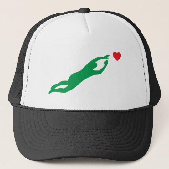 Football soccer goalkeeper goal keeper hearts cap
