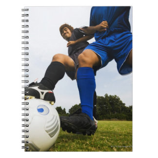 Football (Soccer) Notebook