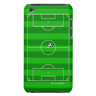 Football Soccer Pitch iPod Touch  Case iPod Touch Cover