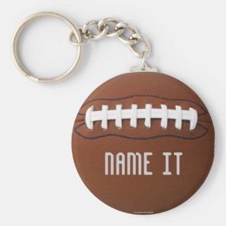 Football Soccer Rugby Key Ring
