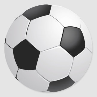 Football Soccer Sticker
