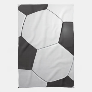 Football Tea Towels Zazzle Co Uk