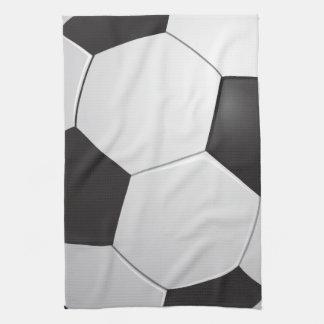 Football Soccer Tea Towel