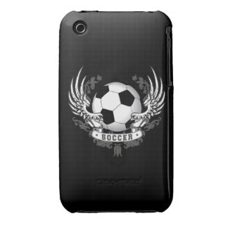 Football Soccer Wings iPhone 3 Case-Mate Cases